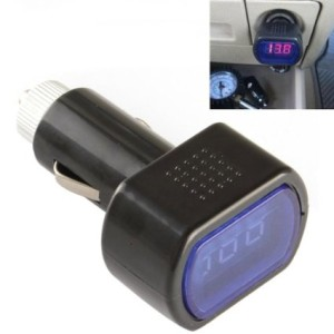 car voltmeter