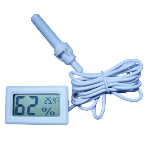 digital panel hygrometer