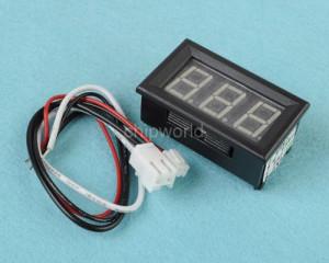 digital ammeter from ebay