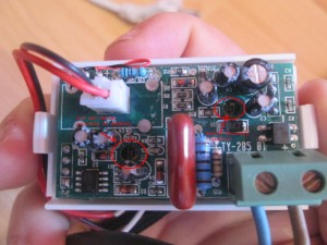 improve accuracy voltmeter ammeter DDH-303L