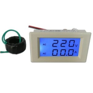 voltmeter ammeter ac