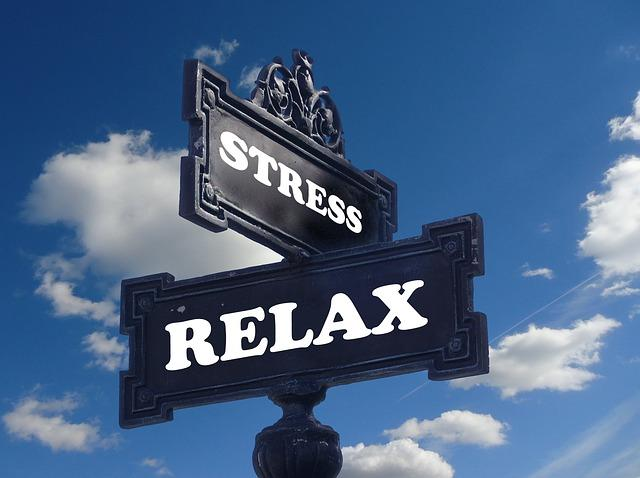stress is bad