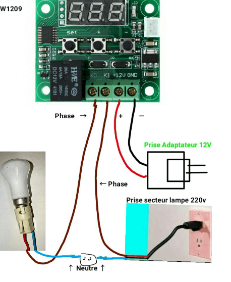Watch additionally Map Of Judicial Districts further Watch additionally Cheap 12v Temperature Controller Xh W1209 With Display And Probe Review further Review. on thermostat wiring diagram