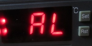 Low temperature alarm wilhi 7016C