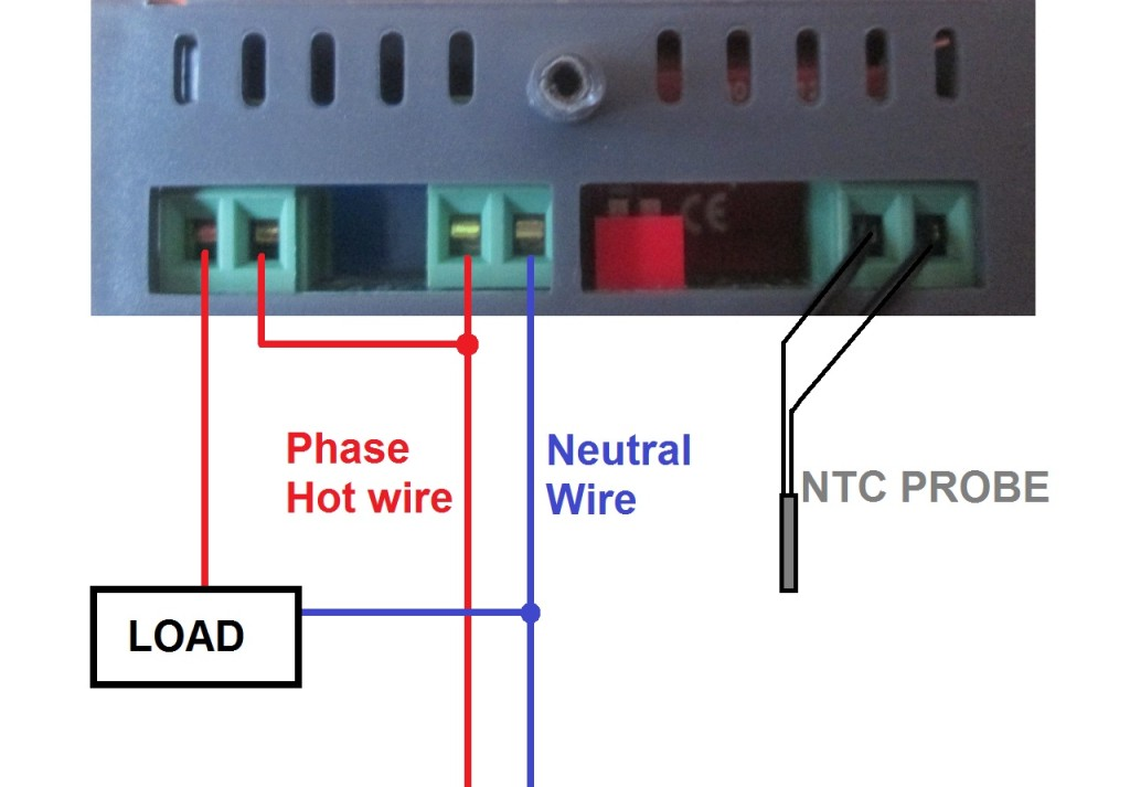 temperature-controller-diagram-schematic-wilhi-wh7016C-1024x713  V Switch Wiring Diagram on step down transformer wiring diagram, 110v motor diagram, 220v gfci breaker wiring diagram,