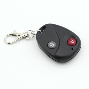 A-B key remote control for relay