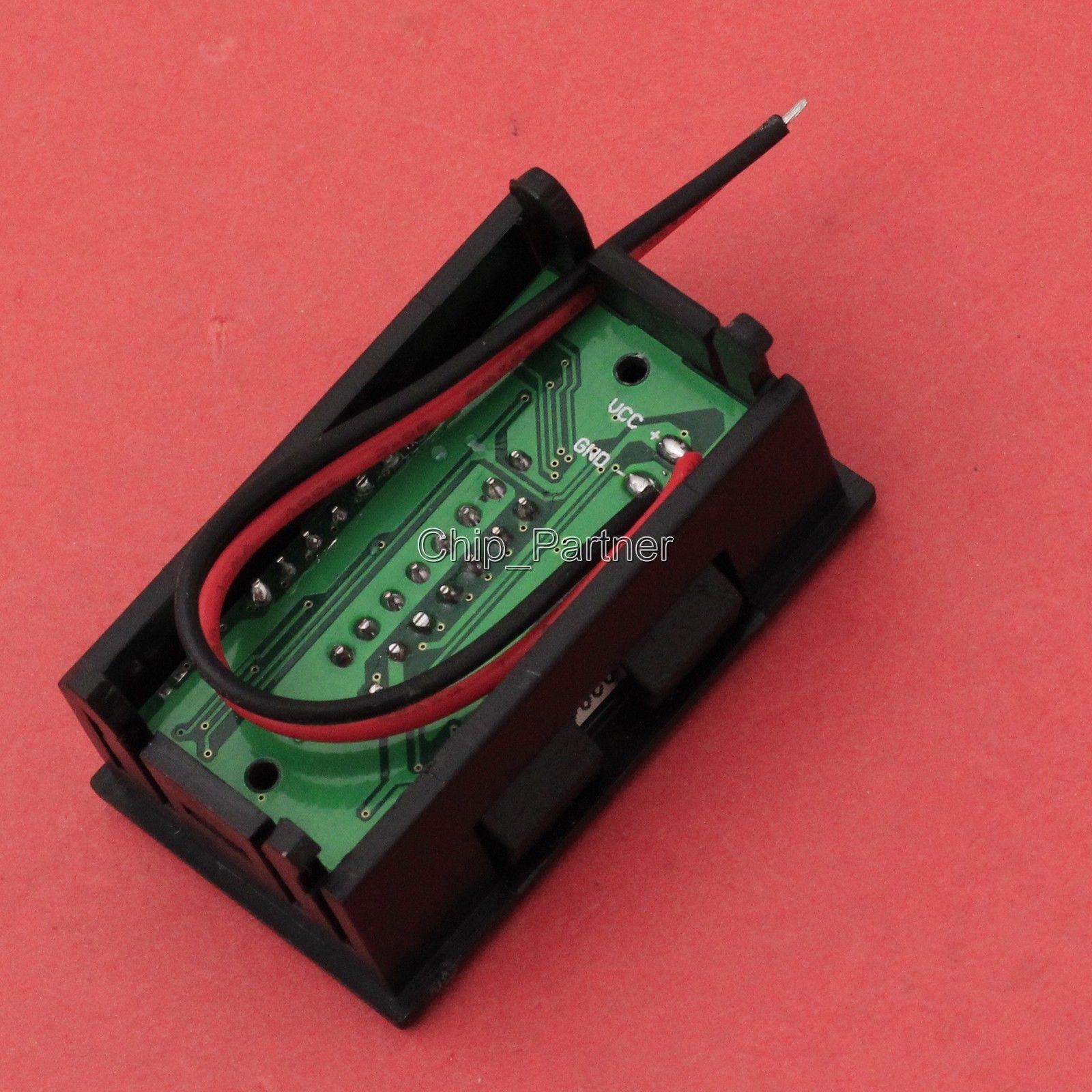 Led Voltmeter With Battery Status Indicator Review Wiring Diagram Of Diferend Type