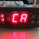 calibration of temperature controller