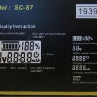 LCD instruction