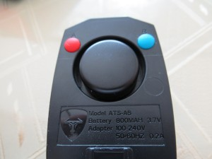 red and blue button antusi programing