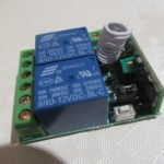 Kaige 12V dual channel remote relay board review and manual