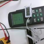 Therometer hygrometer test