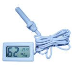 Thermometer  hygrometer with probe