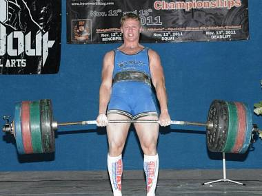 deadlift one of best deadlifter in czech republic