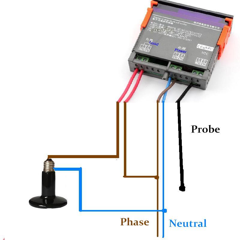 Usefulldata.com | Digital thermostat stc-1000 (wilhi ... on