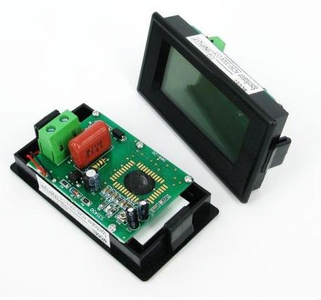 digital Voltmeter for AC 110-220V 80-500V