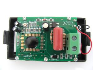 voltmeter AC pcb