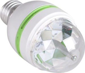 litle rgb disco bulb