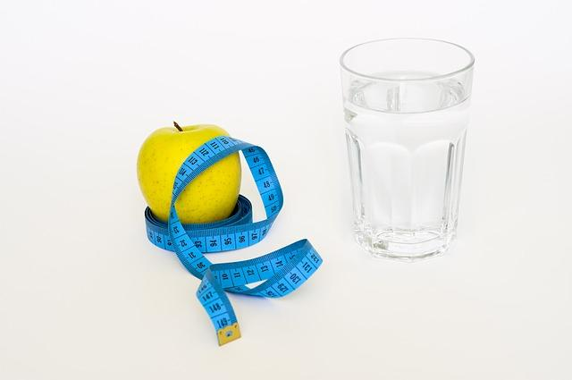 water and lose weight