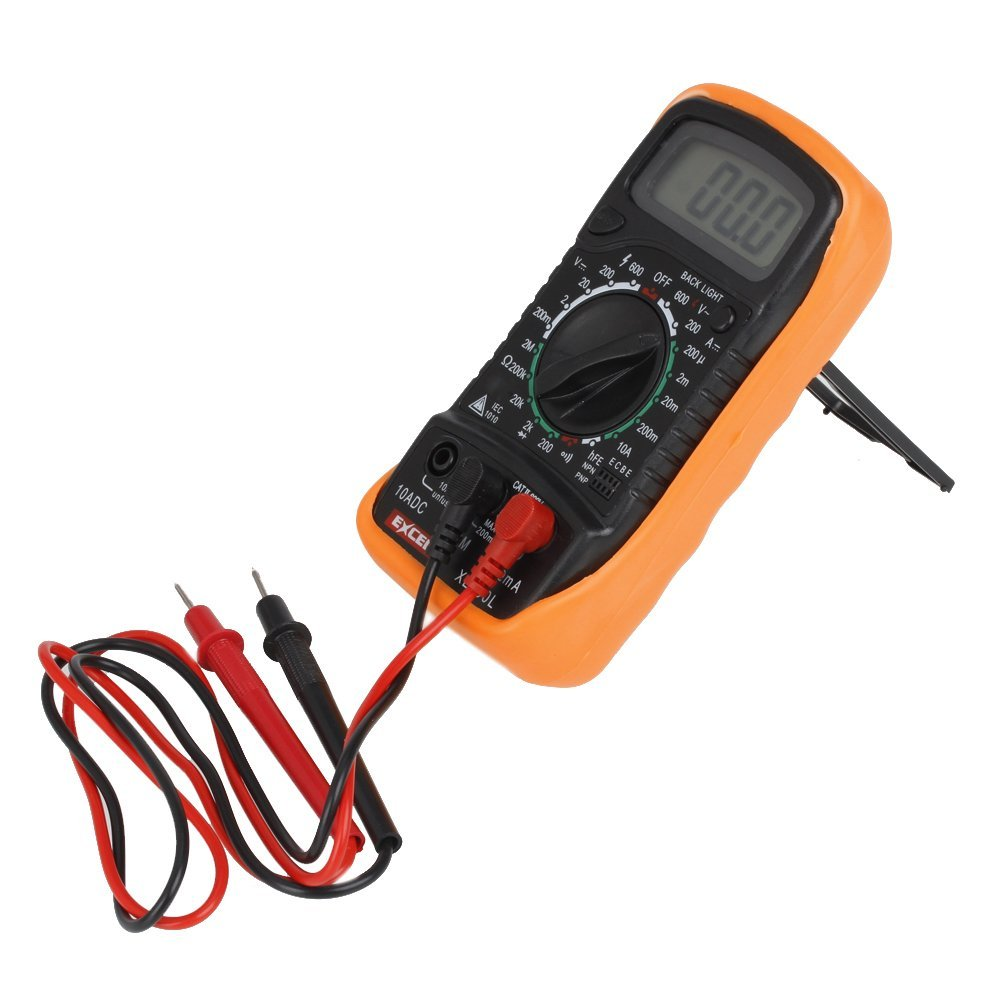 Frequency Counter Using Digital Multimeter Manual Guide