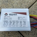 24V/36V YIYUN YK31C Controller for brush motor review and manual