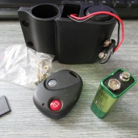 complete kit remote with wireless keychain