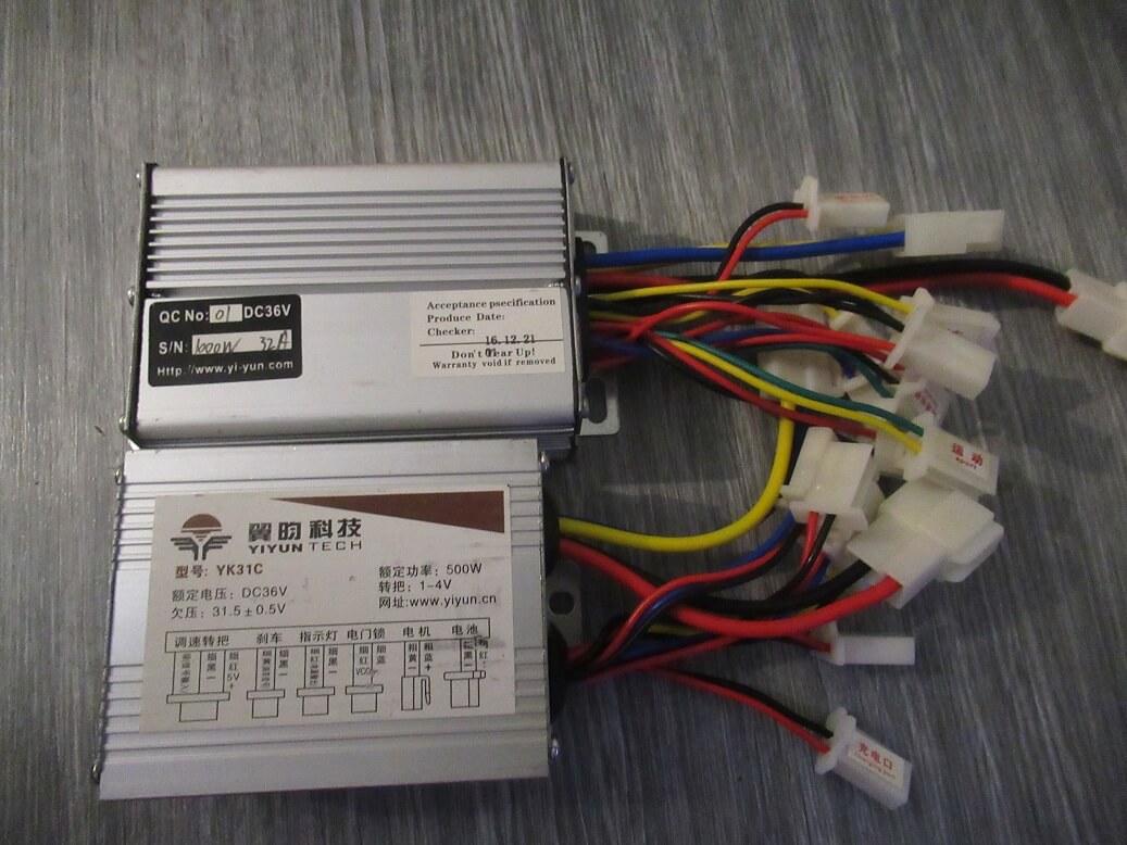 Usefulldata com | 1000w YIYUN 36V-48V DC brush motor controller