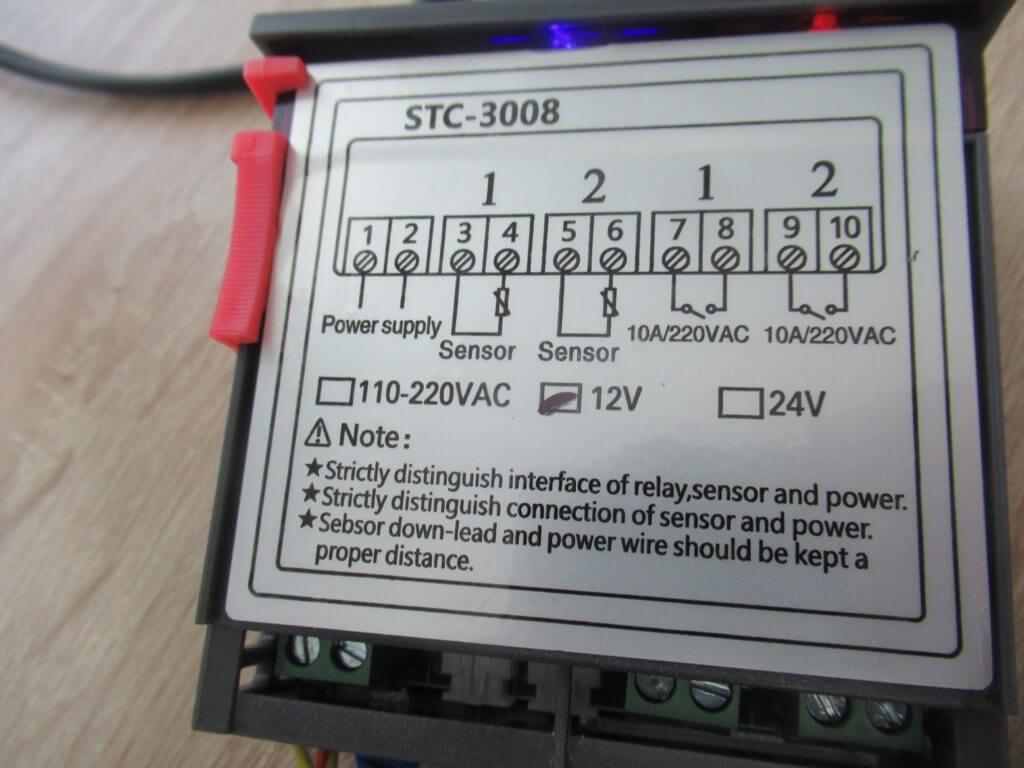 STC 3008 schematic