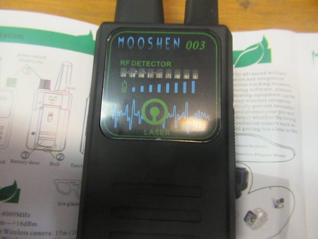 M003 Mooshen antispy detector