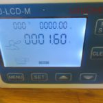 ZJ-LCD-M Flow control meter display review and instruction manual
