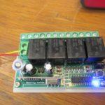 4ch Remote Relay switch 12V DC